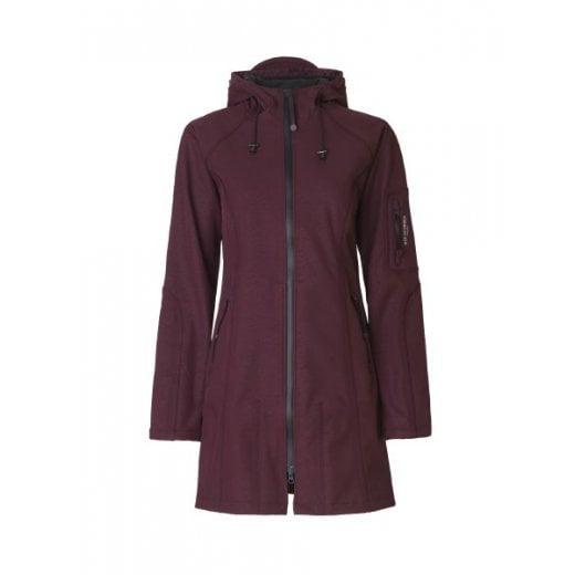 8eaaa5dca51c Ilse Jacobsen 3 4 Length Soft Shell Rain Coat - Ilse Jacobsen from Danish  Concept Stores Limited UK