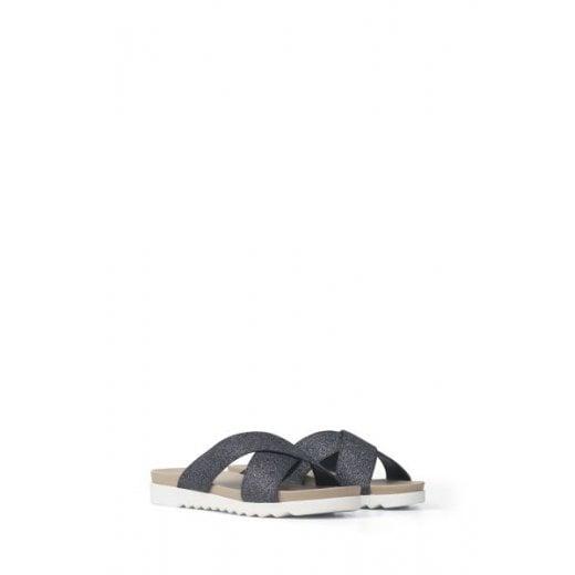 Ilse Jacobsen Chira Sandals - Gunmetal