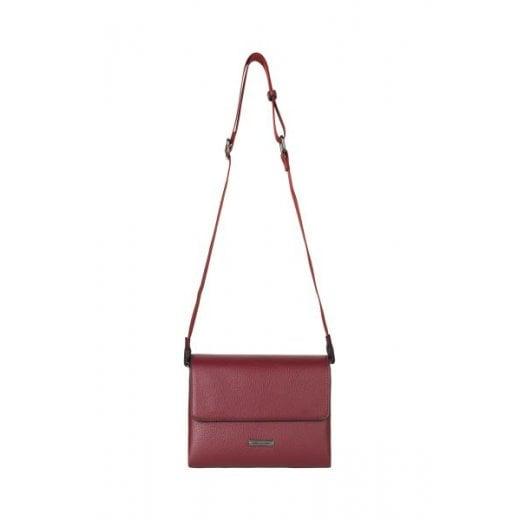 Ilse Jacobsen Dark Red Bag
