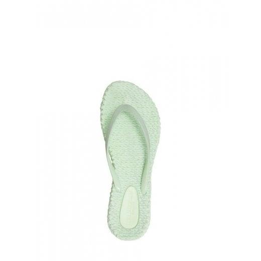 Ilse Jacobsen Glitter Flip Flop - Dusty Aqua