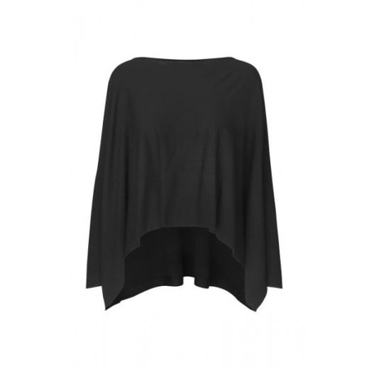 Ilse Jacobsen Knit Blouse - Black