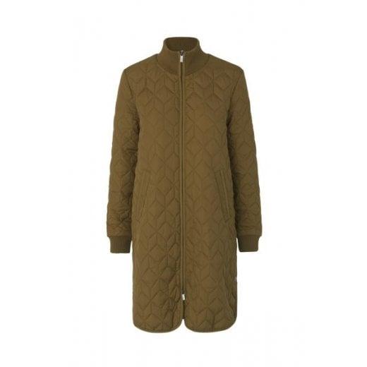 Ilse Jacobsen Otter Padded Quilt Coat