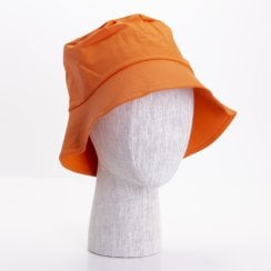 Ilse Jacobsen RAIN137 BUCKET HAT- ORANGE