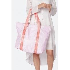 Ilse Jacobsen Shopper Bag - Lavender Pink