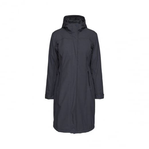 Ilse Jacobsen Soft Shell Winter Rain Coat
