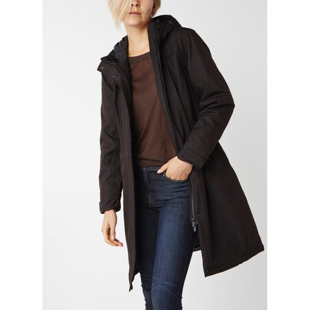 734f97360765 Ilse Jacobsen Soft Shell Winter Rain Coat - Ilse Jacobsen from ...