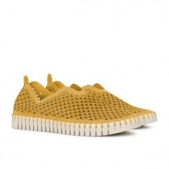 Ilse Jacobsen Tulip Shoes - Mustard Yellow