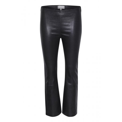 InWear Cedar Leather Trousers