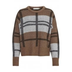 InWear Ivana Check Pullover