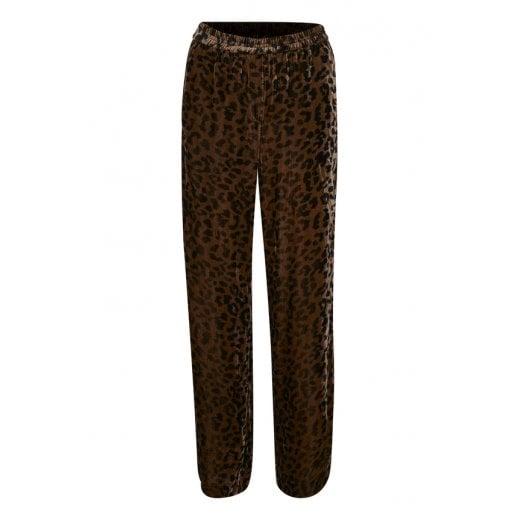 InWear Velvet Trousers