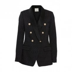 Julie Fagerholt Jalan Jacket - Black