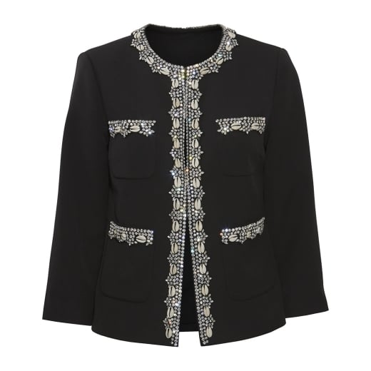 Julie Fagerholt Jelta Jacket with Sea Shells