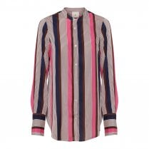 Julie Fagerholt Mola Shirt - Stripes