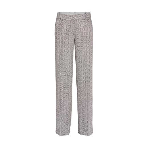 Julie Fagerholt Neta Trousers - Grey Print