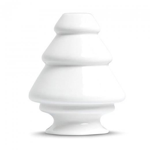 Kähler Avvento Candleholder White Medium