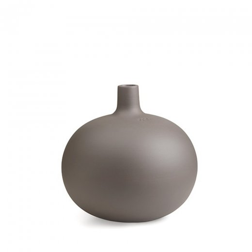 Kähler Globo Candlestick Grey Medium