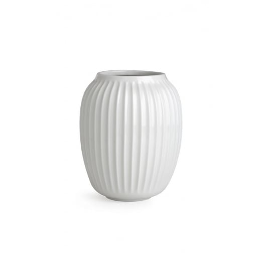 Kähler Hammershøi Vase White Medium
