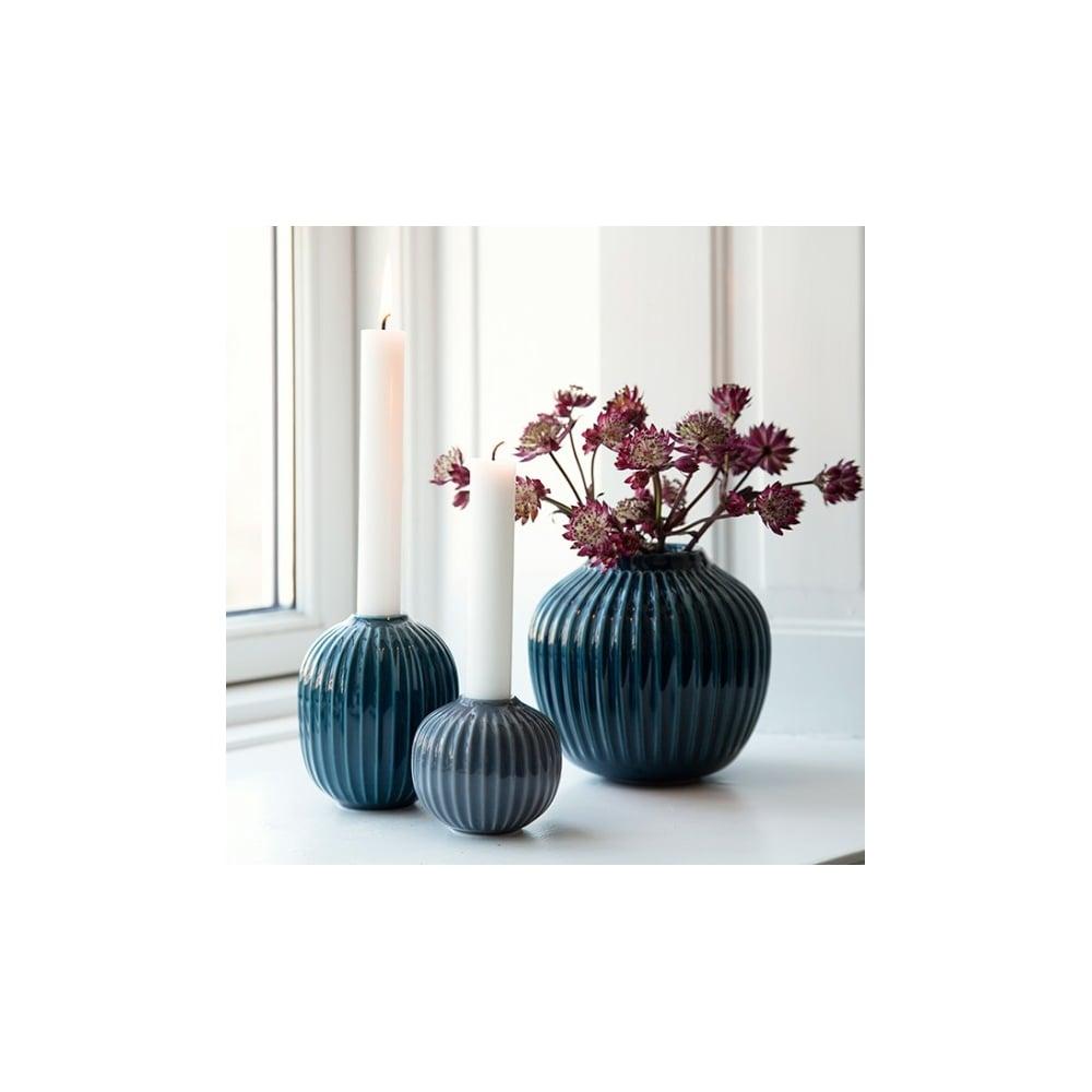 kähler hammershøj vase 20 cm
