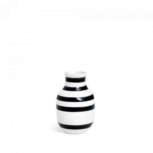 Kähler Omaggio Vase Black Small