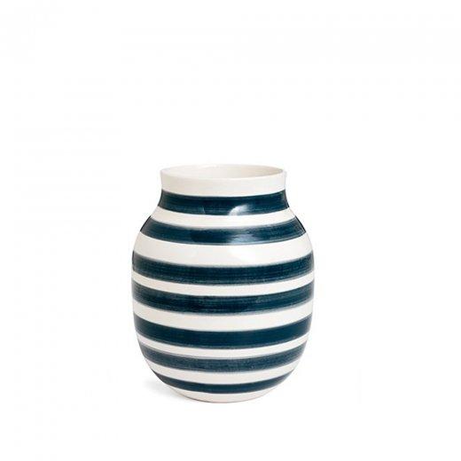 Khler Omaggio Vase Granite Grey Medium Khler From Danish Concept