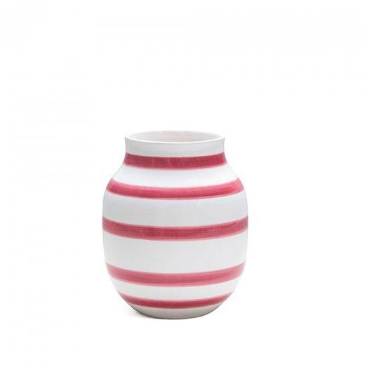 Kähler Omaggio Vase Granite Rose Medium