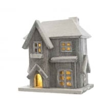 Danish Collection LED Firewood House