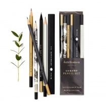 Katie Leamon Assorted 6 Pencil Set