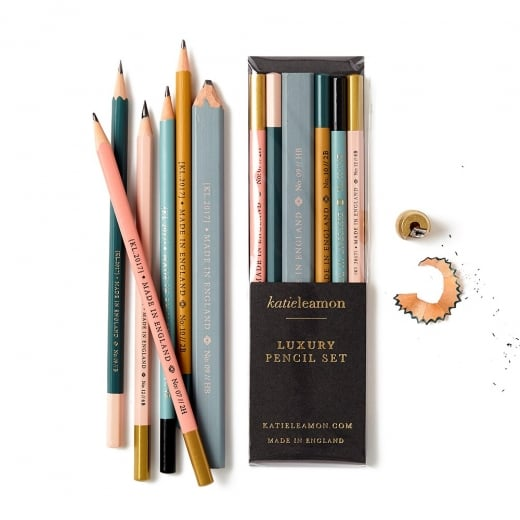 Katie Leamon Assorted Pencil Set Vol.II