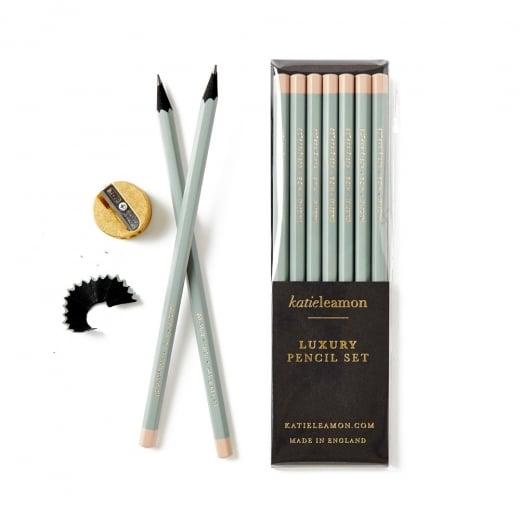 Katie Leamon HiDE Pale Grey Pencils