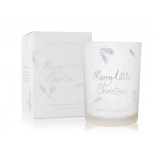 Katie Loxton Merry Little Christmas Scented Candle