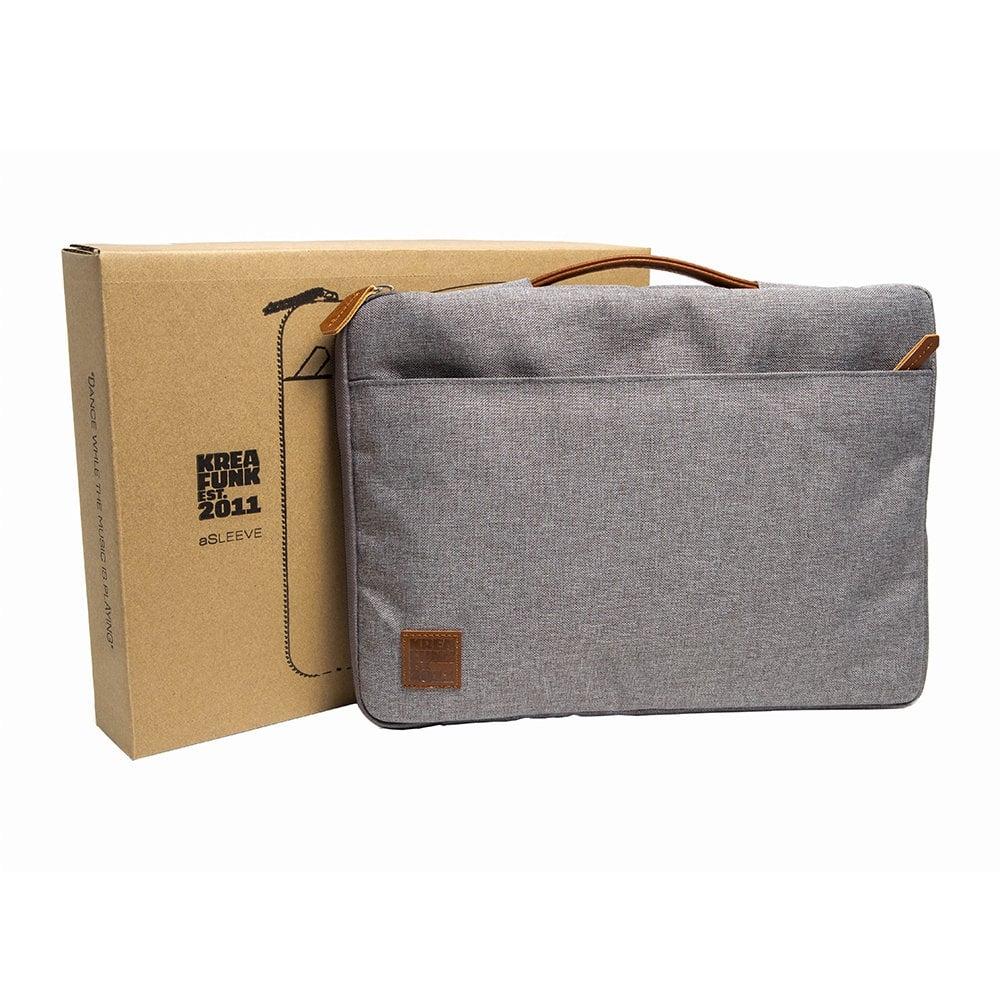kreafunk asleeve laptop holder kreafunk from danish. Black Bedroom Furniture Sets. Home Design Ideas