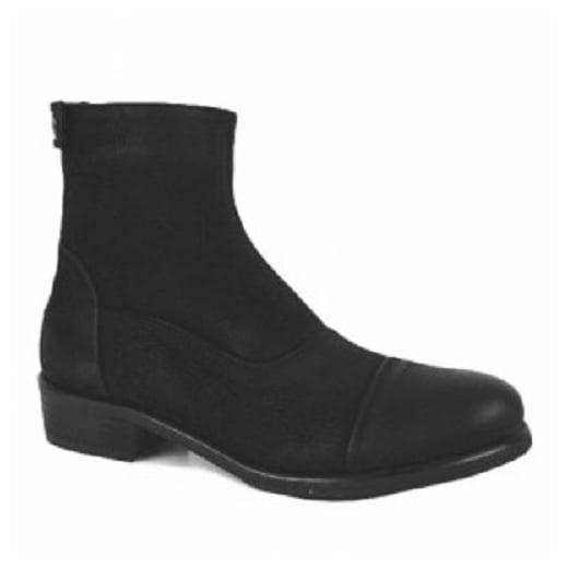 LBDK Suede Black Boots