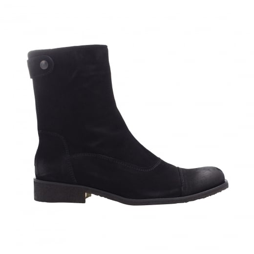 LBDK Suede Boots - Black