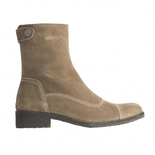 LBDK Suede Boots - Taupe
