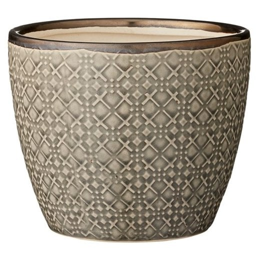 Lene Bjerre Bellia Flower Pot - Dusty Green