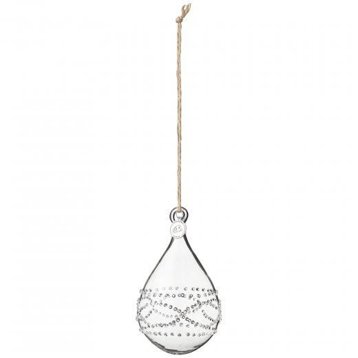 Lene Bjerre Deandra Ornament - Clear