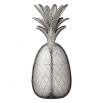 Lene Bjerre Large Aninia Pineapple - Silver