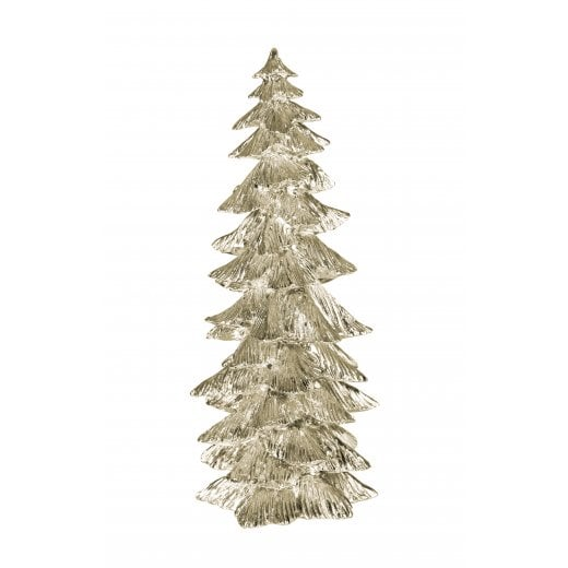 Lene Bjerre Tall Serafina Christmas Tree - Light Gold
