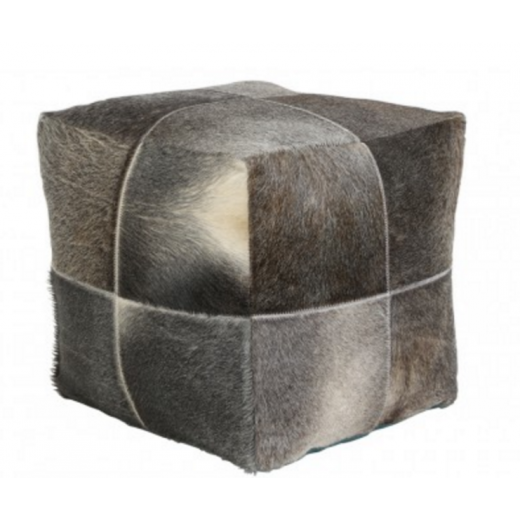 Danish Collection Cowhide Stool
