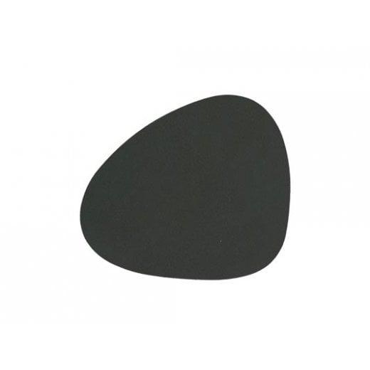 LindDNA Curve Nupo Glass Mat - Dark Green