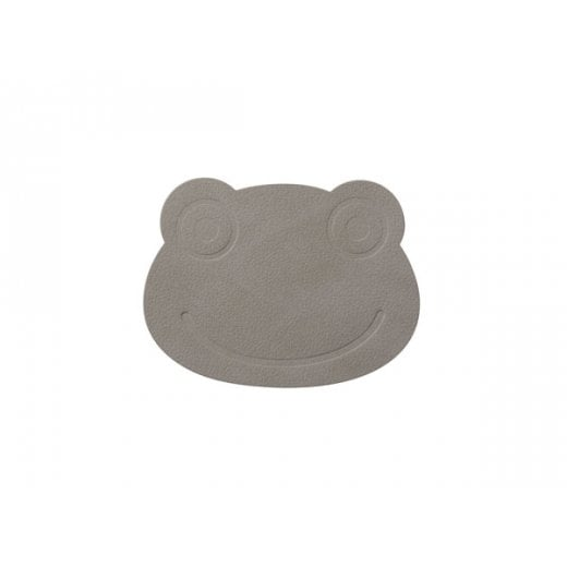 LindDNA Frog Nupo Glass Mat - Light Grey