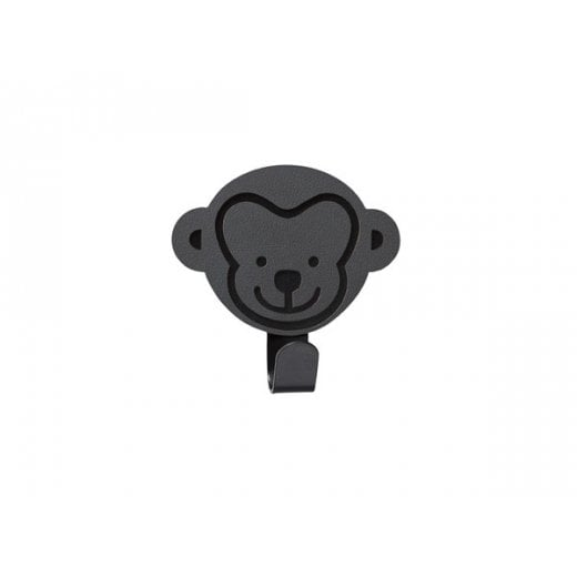 LindDNA Monkey Nupo Hook - Anthracite/Black