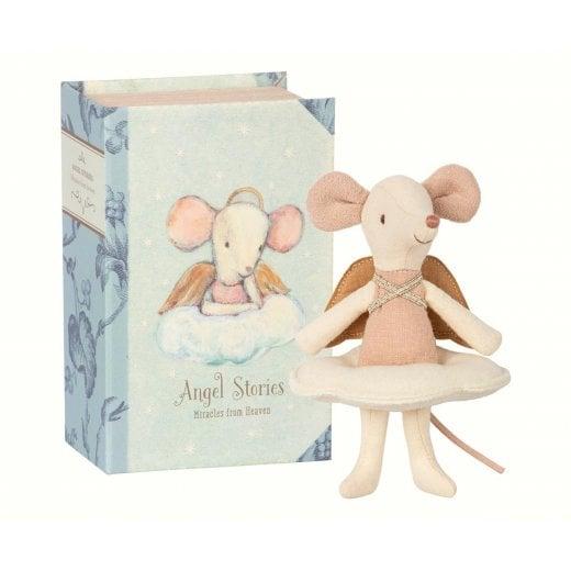 Maileg Angel Mouse - Big Sister