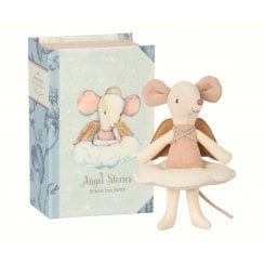 Maileg Angel Mouse - Big Sister