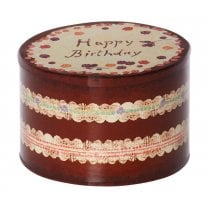 Maileg Birthday Cake Box