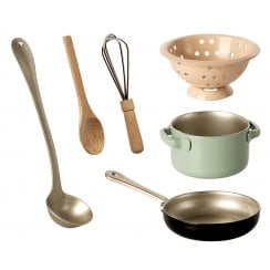 Maileg Cooking Set   Pre-Order
