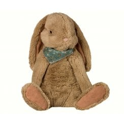Maileg Extra Large Fluffy Bunny - Dusty Brown
