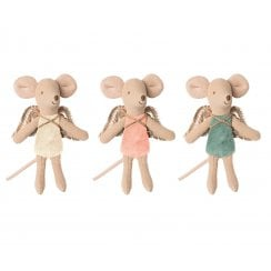 Maileg Fairy Mouse-Blue   Sold Separately