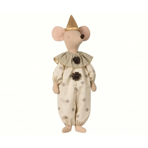 Maileg Maxi Mouse - Circus Clown