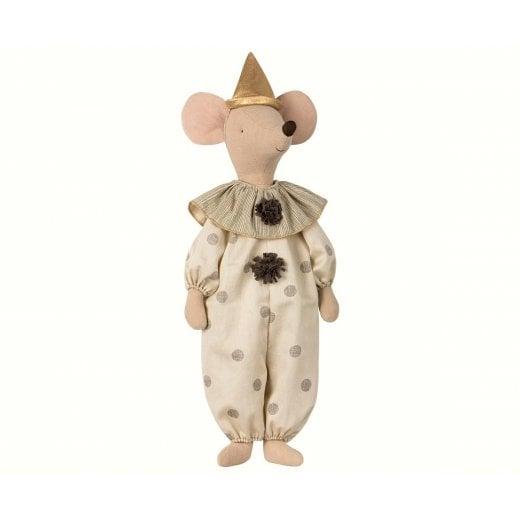 Maileg Maxi Mouse - Circus Clown